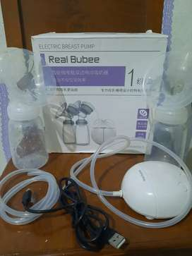 Pompa ASI / ELECTRIC BREAST PUMP REAL BUBEE