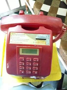 Coin Box land line phone
