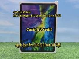 Ibox Ipad Pro 2020 12.9 inch 512GB Cell Wifi Bisa Cicilan Tanpa CC