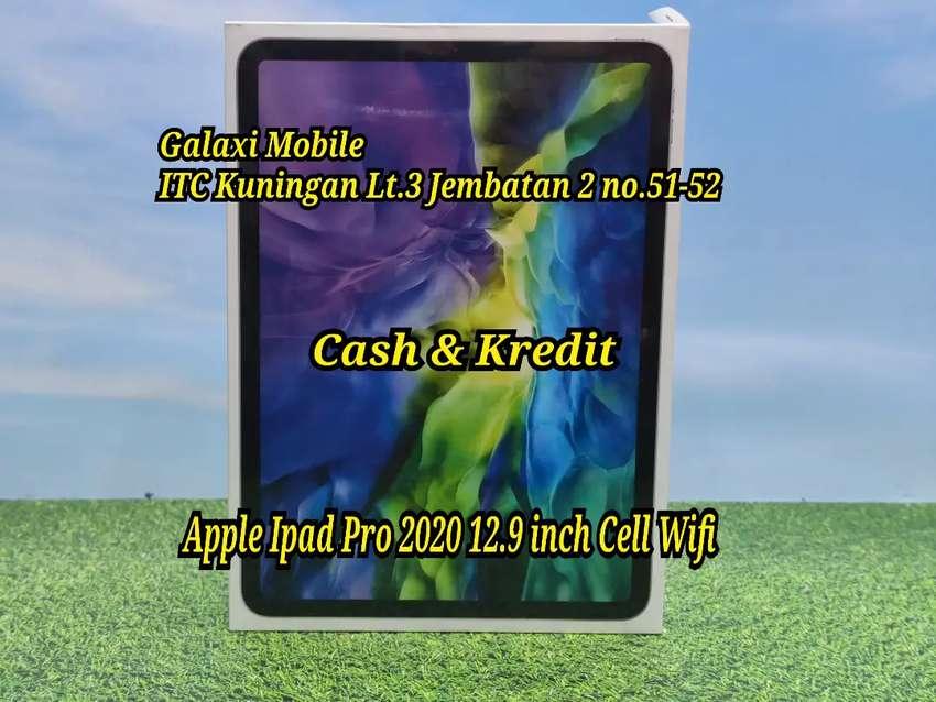 Ibox Ipad Pro 2020 12.9 inch 512GB Cell Wifi Bisa Cicilan Tanpa CC 0
