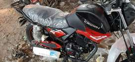 Crown 150 cc fit fighter new
