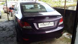Hyundai Verna VTVT 1.4 EX, 2011, Petrol