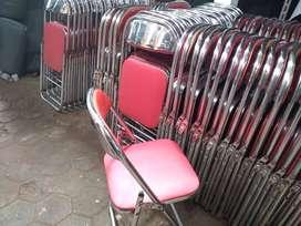 jual khusus borongan kursi lipat nila