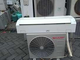 Jual AC bekas murah garansi panjang