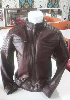 Jaket kulit asli garut
