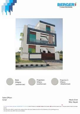 4.5 marla double storey New City Wah Cantt