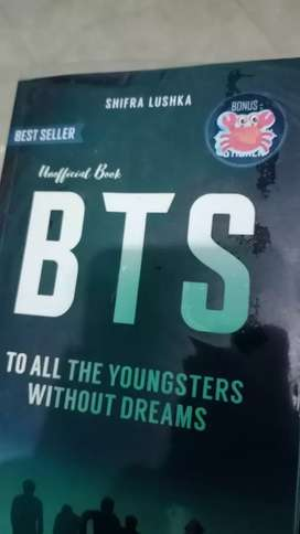 Buku BTS to all the youngters without dreams