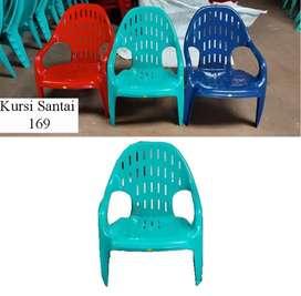 KURSI SANTAI PLASTIK / KURSI SENDER SANTAI