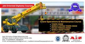 CRANE OPERATOR TRAINING AND ISO CERTIFIED COURSES