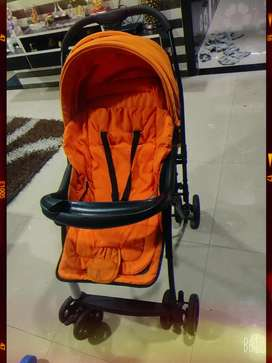 A year old stroller