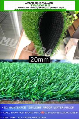 ARTIFICIAL GRASS FAKE GARDEN