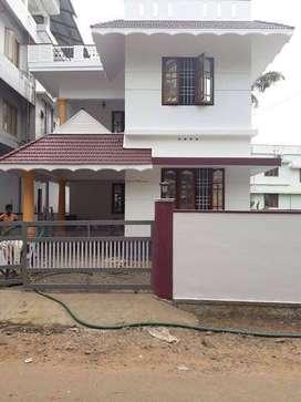 House close to the bus stop at Mundampalam , Kakkanad
