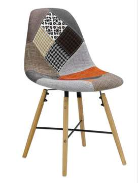 ≡Chair - Patchwork (Armless) CODE#43≡