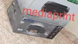 Printer epson L805  tinta 6 warna cocok buat cetak foto