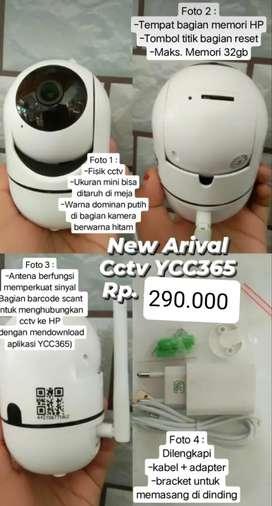 Kamera CCTV IP Camera YCC365