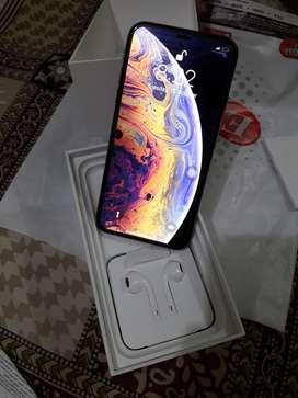 I phone xs gold 256 gb