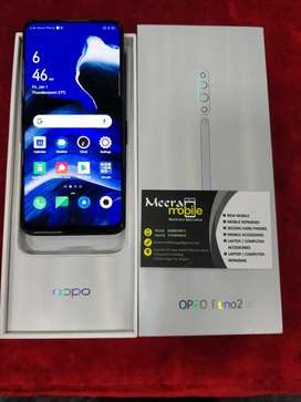 Oppo Reno 2Z, 8gb Ram, 256gb Internal, New Pack Pice, At Meera Mobiles