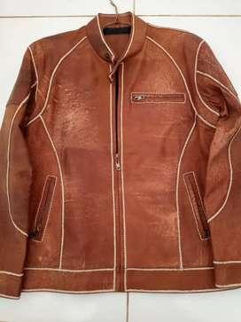 Jual jaket kulit original, asli Garut
