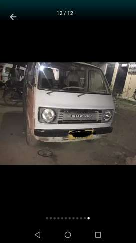 Suzuki carry.