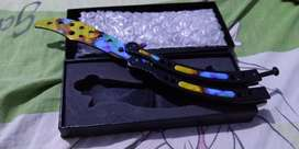 Butterfly Knife Pisau Butterfly