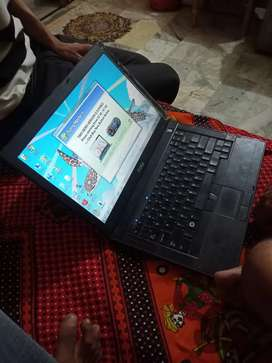 Dell laptop with 1 gb