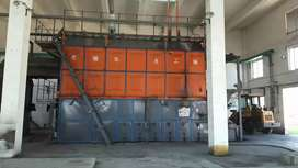 Used Chain grate boiler steam boiler from China 2013 and parts