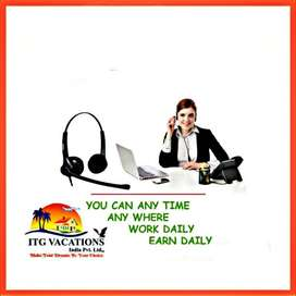 Incredible job opportunity to work as part-time and earn more money