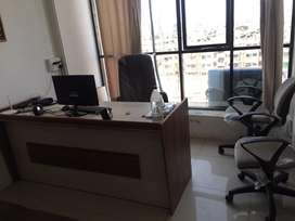 Jasal building ma fully furnished office vechvani che