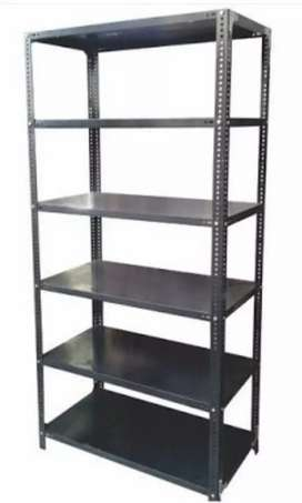 4 SLOTTED ANGLE POWDER COATED MS RACK