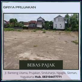Paling MURAH Matang Jl Kaliurang Km 8 , Siap AJB, Free Bea Notaris