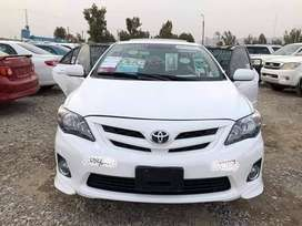 Toyota Corolla GLI 2013 Just On Easy Down Payment And Installment