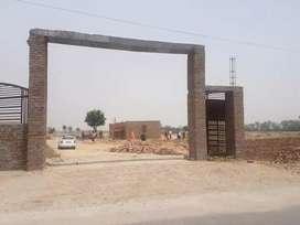 आवासीय कॉलोनी की शुरुवात 50 गज से 500 गज तक प्लॉट उपलब्ध Gr.Noida में