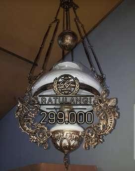 Promo Lampu Hias Gantung Jawa Hias Cafe Joglo Antik Klasik