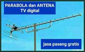 TOKO online kami order pasang antena tv dan parabola hubungi kami
