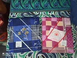 Cotton saree'S