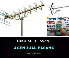 Jasa terima pemasangan sinyal antena tv digital cipocok jaya