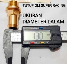 BAUT TUTUP OLI HAWA SUPER RACING