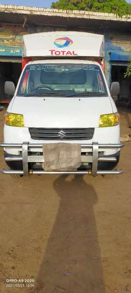Suzuki Mega carry total genuine