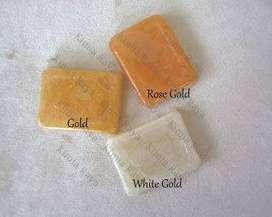 Crystal 24K Bar Soap (40 gr) Goold