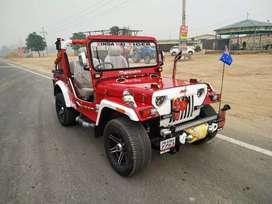 Open modified jeeps