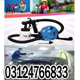 Paint Zoom Sprayer the equipment is already faulty and not suitable fo