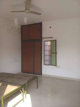 Single room with kitchen & bathroom available for rent.