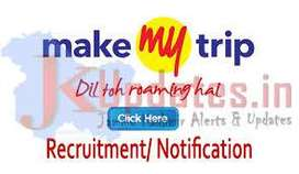 Makemytrip process Hiring For CCE/Back Office jobs / BPO jobs in NCR.