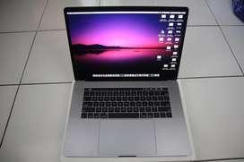 Macbook Pro 15 inc 2019 MV902 256 Gb warna grey
