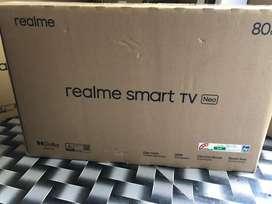 realme neo. 32 inch smart tv