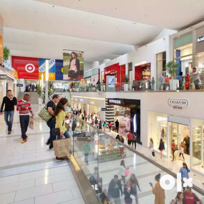 Sales boys and sales girls are required in shopping mall for freshers 0