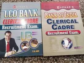 UPKAR'S CLERICAL CADRE- 2 BOOKS
