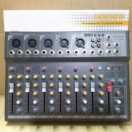 MIXER AUDIO BETAVO 7 CHANNEL F7 ORIGINAL Bluetooth