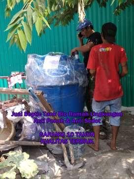 SEPTICTANK , SEPTICTANK BIO, biofil  Temurah Biotech Sepiteng  Tebal