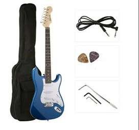 Juarez 2 month old electric guitar